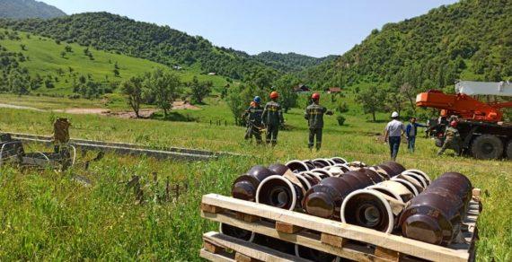 В селе Жазы-Кечуу впервые за полвека появится электричество