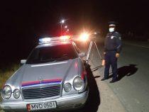 На Иссык-Куле усилен контроль над безопасностью дорожного движения