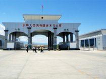 КПП «Иркештам» на кыргызско-китайской границе временно закрывают