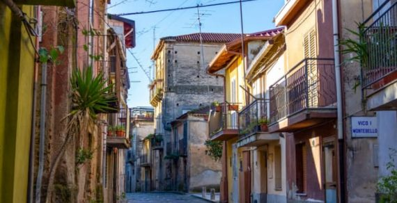 Италия возобновила продажи домов за один евро