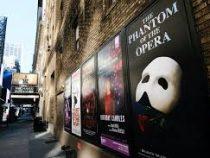 Бродвейские театры в Нью-Йорке из-за пандемии в этом году уже не откроются