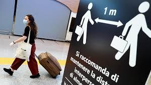 Италия открывает границы для туристов из стран Европы