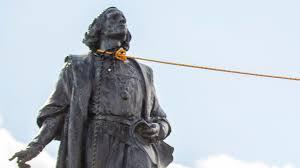В Сан-Франциско демонтировали памятник Колумбу