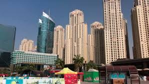 Дубай готовится принимать иностранных туристов с 7 июля