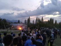 Число пострадавших в ходе конфликта на кыргызско-узбекской границе возросло
