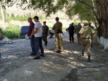 Накыргызско-таджикской границе вновь конфликт. Ранен кыргызстанец
