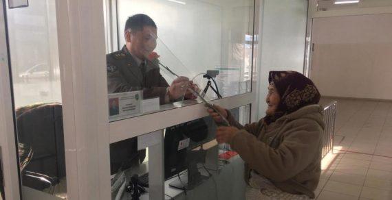 КПП «Чалдовар» на кыргызско-казахской границе возобновил работу