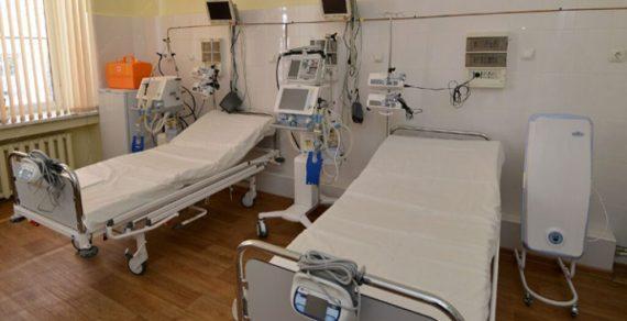 Мест в больницах достаточно, повода для паники нет