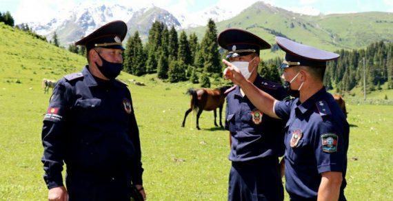 Туристическая милиция на Иссык-Куле готова к работе