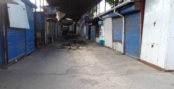 В Оше сегодня закрыты все рынки