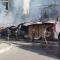 При пожаре в Бишкеке погиб человек