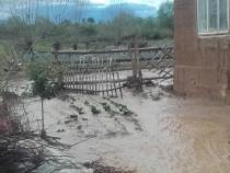 В Джети-Огузском районе сошли сели
