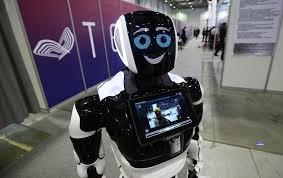 Робот стал новым сотрудником полиции Абу-Даби