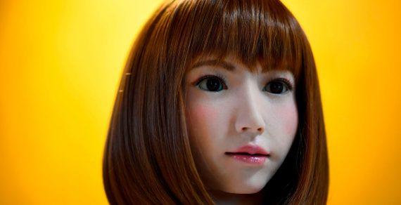 Впервые в истории робот исполнит главную роль в фильме
