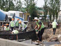 В Оше началось строительство нового детского сада