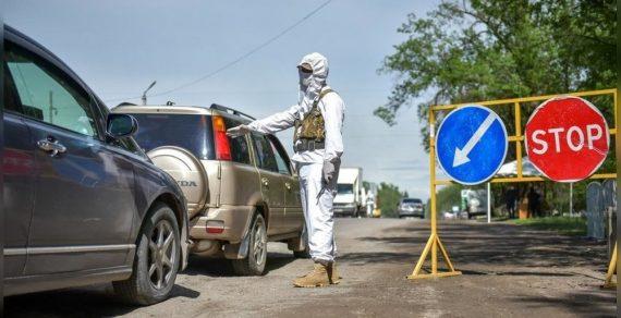 Насанитарно-карантинных постах вокруг Оша усилена проверка въезжающих граждан