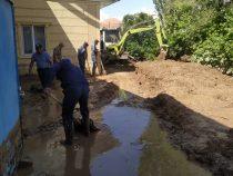 В Нарынской области ликвидируют последствия схода селей