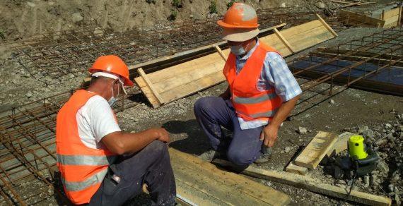 В Ноокатском районе начали строить новую школу