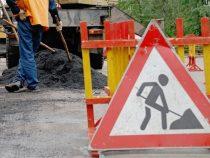 ВБишкеке наулице Минжилкиева частично перекрыто дорожное движение