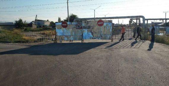 Дорогу на улице Льва Толстого в Бишкеке отремонтируют до конца лета