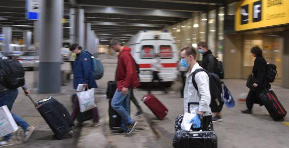 С 5 июня будут запущены внутренние авиарейсы и общественный транспорт между регионами