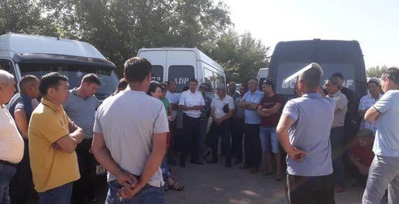 В Чуйской области возобновлены междугородние рейсы
