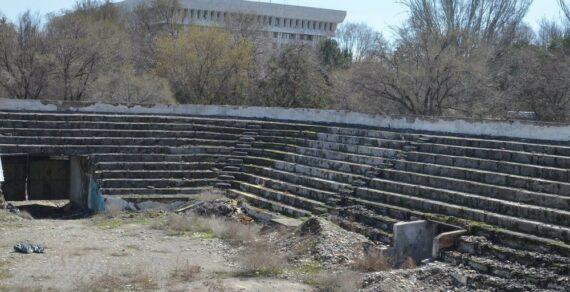 В Бишкеке на месте малой арены построят современный спорткомплекс