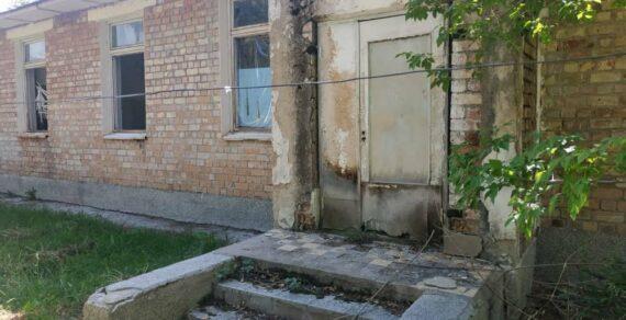 ВЧолпон-Ате начался капитальный ремонт здания инфекционного отделения