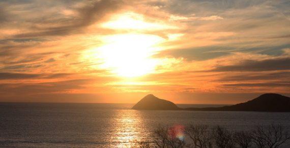 Над Грецией увидели «Солнечную собаку»