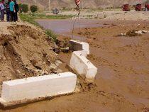 В Иссык-Кульской области продолжаются работы по устранению последствий схода селей