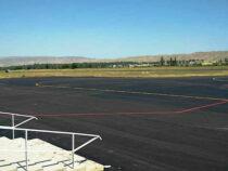 Реконструкция аэропорта «Исфана» завершена