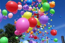 Экологи призывают граждан отказаться от запуска гелиевых воздушных шаров