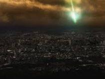 Жители Токио минувшей ночью могли наблюдать полет метеора