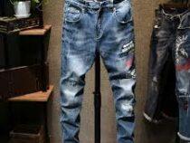 Созданы джинсы-«убийцы» COVID-19
