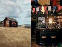 В Новой Зеландии создали крошечный бар для двух человек