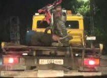 Сотрудники УОБДД Чуйской области ищут мужчину, который угнал мотоцикл с эвакуатора