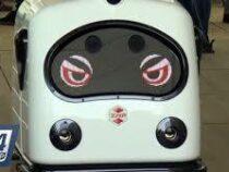 Роботы проводят дезинфекцию метро в Токио
