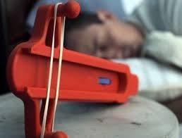 Странное устройство поможет вам выключить свет, оставаясь при этом в кровати