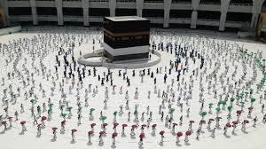 Хадж в Мекке впервые проходит без иностранных паломников