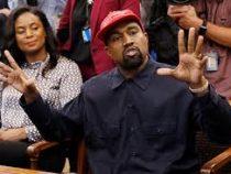 Американский рэпер Канье Уэст объявил о выдвижении в президенты США