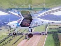 В Европе сертифицирован первый электрический самолет