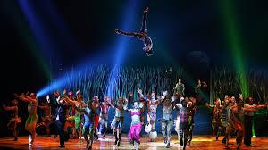 Известный во всем мире канадский цирк дю Солей близок к банкротству