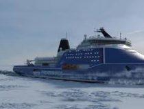В России началось строительство атомного ледокола проекта «Лидер»