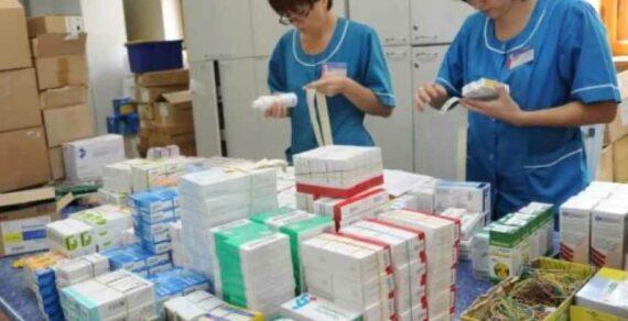 Ажиотаж вокруг лекарств в Бишкеке постепенно спадае