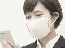 В Японии создали умную маску для лица