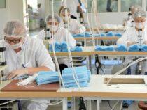 В Чуйской области запустят производство трех видов масок