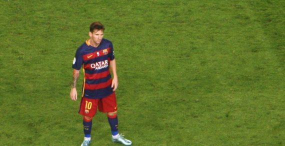 Лионель Месси забил 700-й гол в карьере