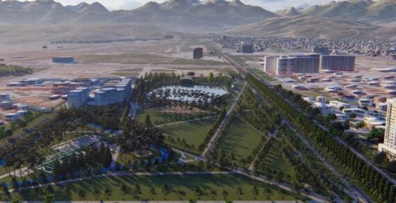 Мэрия Бишкека готовит к открытию Парк здоровья