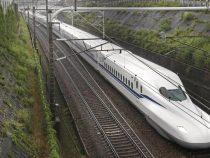 В Японии запустили сейсмостойкий поезд
