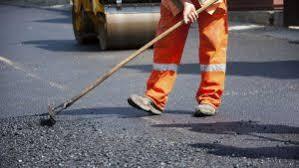 В столице вновь ремонтируют улицу Куренкеева